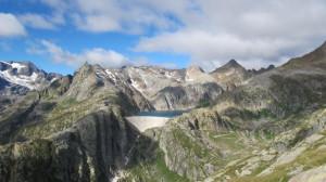 Lago Cavagnoli von fern