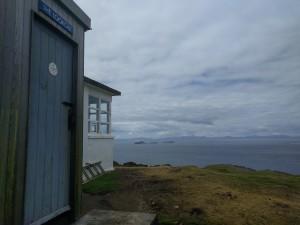 The Lookout - Bothy (Schutzhütte) mit Aussicht