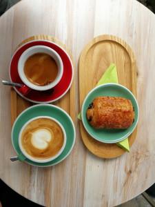 Franzosen können auch Kaffee (ein paar wenige zumindest)