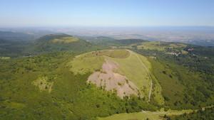 Der Krater des Puy Pariou