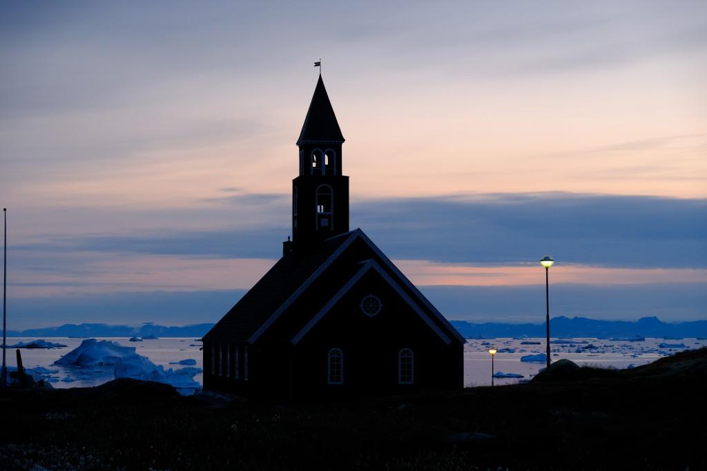 Kirche von Ilulissat